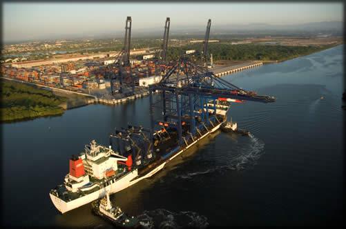 Puerto Lazaro cardenas