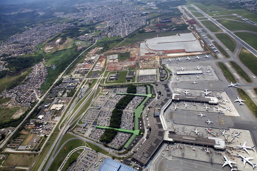 Aeropuerto Internacional de Guarulho