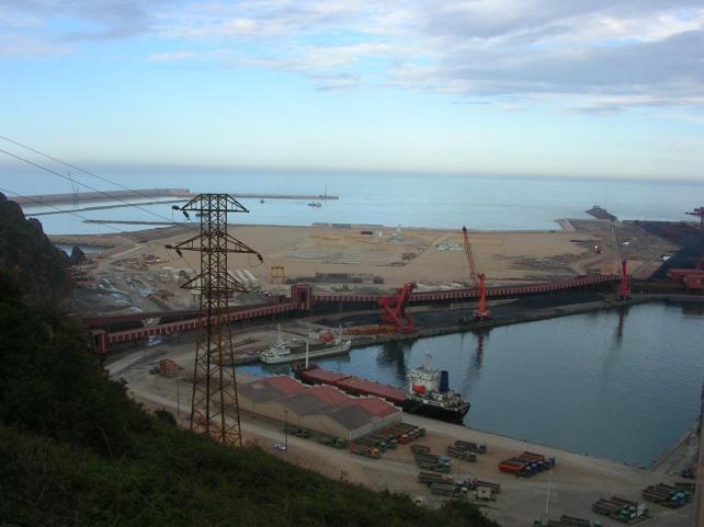 La autoridad portuaria propondr en puertos del estado mantener las tasas de el musel en 2015 - Puerto de gijon empleo ...