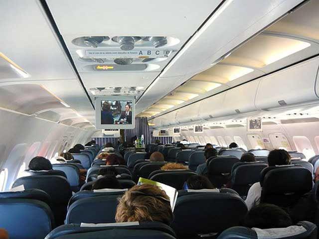 avion pasajeros