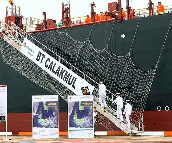 buques e instalaciones portuarias