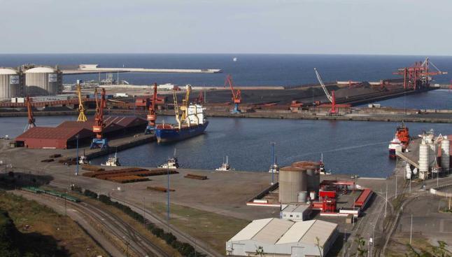 El tr fico de mercanc as sube un 11 en el puerto de gij n en los nueve primeros meses del a o - Puerto de gijon empleo ...
