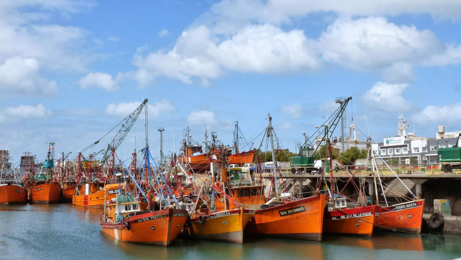 Maersk Retoma Operaciones En El Puerto Argentino De Mar