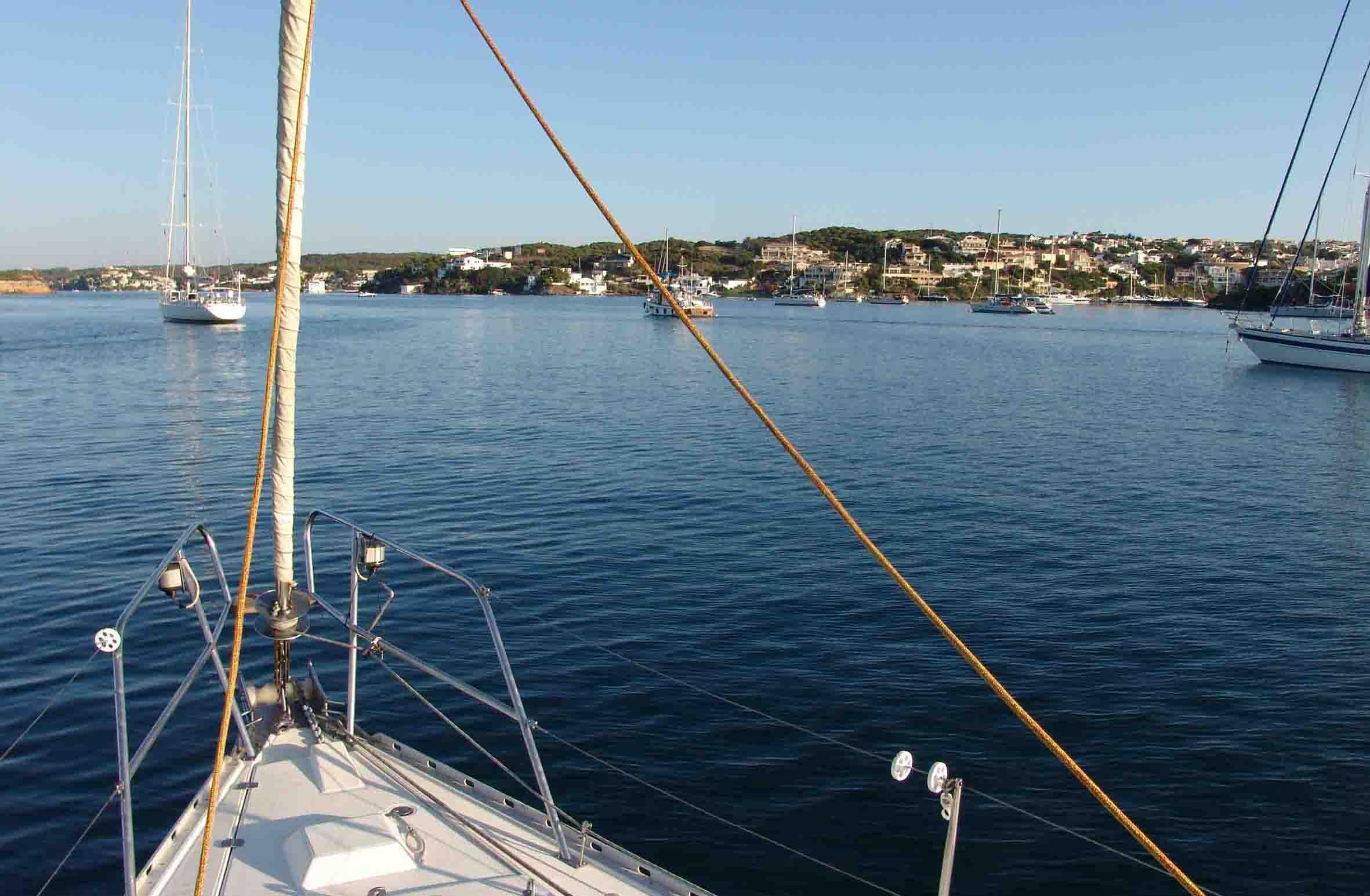 Alba vende el 21 66 del gestor de puertos balear ocibar for Corporacion financiera alba