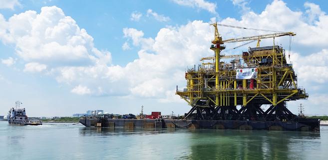 Pemex detiene trabajos en el puerto de tampico mundo portuario - Trabajo en el puerto ...