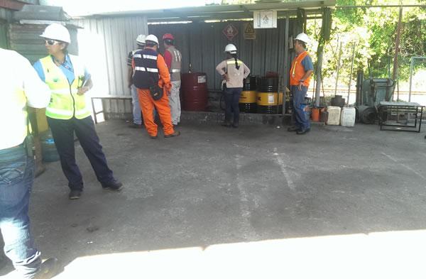 Comisi n de seguridad higiene y medio ambiente de trabajo en el puerto lc mundo portuario - Trabajo en el puerto ...